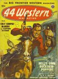 44 Western Magazine (1937-1954 Popular Publications) Pulp Vol. 23 #4