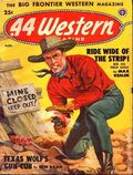 44 Western Magazine (1937-1954 Popular Publications) Pulp Vol. 24 #3