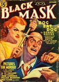 Black Mask (1920-1951 Pro-Distributors/Popular) Black Mask Detective Pulp Sep 1940