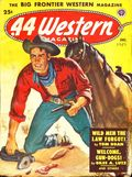 44 Western Magazine (1937-1954 Popular Publications) Pulp Vol. 25 #1