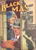 Black Mask (1920-1951 Pro-Distributors/Popular) Black Mask Detective Pulp Nov 1940