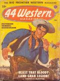 44 Western Magazine (1937-1954 Popular Publications) Pulp Vol. 25 #2