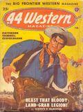 44 Western Magazine (1937-1954 Popular Publications) Vol. 25 #2