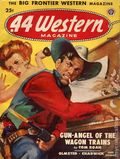 44 Western Magazine (1937-1954 Popular Publications) Pulp Vol. 25 #3