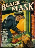 Black Mask (1920-1951 Pro-Distributors/Popular) Black Mask Detective Pulp Jan 1941