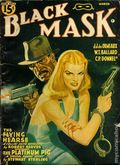 Black Mask (1920-1951 Pro-Distributors/Popular) Black Mask Detective Pulp Mar 1941