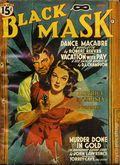 Black Mask (1920-1951 Pro-Distributors/Popular) Black Mask Detective Pulp Apr 1941