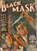 Black Mask (1920-1951 Pro-Distributors/Popular) Black Mask Detective Pulp Vol. 24 #1