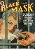 Black Mask (1920-1951 Pro-Distributors/Popular) Black Mask Detective Pulp Jun 1941