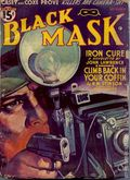 Black Mask (1920-1951 Pro-Distributors/Popular) Black Mask Detective Pulp Sep 1941