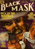 Black Mask (1920-1951 Pro-Distributors/Popular) Black Mask Detective Pulp Oct 1941