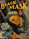 Black Mask (1920-1951 Pro-Distributors/Popular) Black Mask Detective Pulp Dec 1941