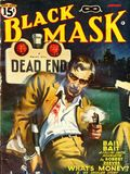 Black Mask (1920-1951 Pro-Distributors/Popular) Black Mask Detective Pulp Jan 1942