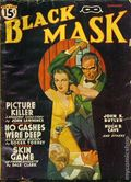 Black Mask (1920-1951 Pro-Distributors/Popular) Black Mask Detective Pulp Vol. 24 #10