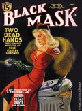 Black Mask (1920-1951 Pro-Distributors/Popular) Black Mask Detective Pulp Vol. 24 #12