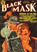 Black Mask (1920-1951 Pro-Distributors/Popular) Black Mask Detective Pulp Jun 1942