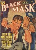 Black Mask (1920-1951 Pro-Distributors/Popular) Black Mask Detective Pulp Jul 1942