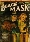 Black Mask (1920-1951 Pro-Distributors/Popular) Black Mask Detective Pulp Sep 1942