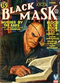 Black Mask (1920-1951 Pro-Distributors/Popular) Black Mask Detective Pulp Oct 1942