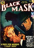 Black Mask (1920-1951 Pro-Distributors/Popular) Black Mask Detective Pulp Nov 1942