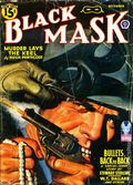 Black Mask (1920-1951 Pro-Distributors/Popular) Black Mask Detective Pulp Dec 1942