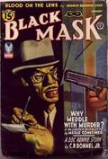 Black Mask (1920-1951 Pro-Distributors/Popular) Black Mask Detective Pulp Jan 1943