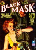 Black Mask (1920-1951 Pro-Distributors/Popular) Black Mask Detective Pulp Feb 1943