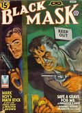 Black Mask (1920-1951 Pro-Distributors/Popular) Black Mask Detective Pulp Vol. 25 #12