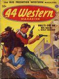 44 Western Magazine (1937-1954 Popular Publications) Pulp Vol. 27 #3