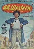 44 Western Magazine (1937-1954 Popular Publications) Pulp Vol. 27 #4