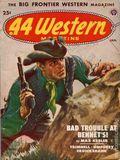 44 Western Magazine (1937-1954 Popular Publications) Pulp Vol. 28 #1
