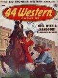 44 Western Magazine (1937-1954 Popular Publications) Pulp Vol. 28 #3