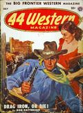 44 Western Magazine (1937-1954 Popular Publications) Pulp Vol. 28 #4