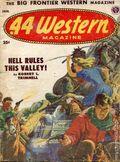 44 Western Magazine (1937-1954 Popular Publications) Vol. 29 #3