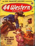 44 Western Magazine (1937-1954 Popular Publications) Pulp Vol. 29 #4