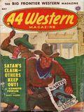 44 Western Magazine (1937-1954 Popular Publications) Pulp Vol. 30 #1