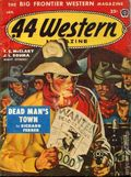 44 Western Magazine (1937-1954 Popular Publications) Pulp Vol. 31 #1