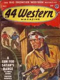 44 Western Magazine (1937-1954 Popular Publications) Pulp Vol. 31 #3