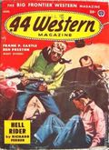 44 Western Magazine (1937-1954 Popular Publications) Pulp Vol. 31 #4