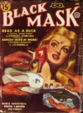 Black Mask (1920-1951 Pro-Distributors/Popular) Black Mask Detective Pulp Jul 1943