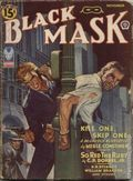 Black Mask (1920-1951 Pro-Distributors/Popular) Black Mask Detective Pulp Nov 1943