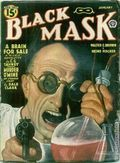 Black Mask (1920-1951 Pro-Distributors/Popular) Black Mask Detective Pulp Jan 1944