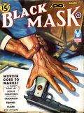 Black Mask (1920-1951 Pro-Distributors/Popular) Black Mask Detective Pulp Mar 1944