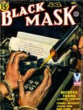 Black Mask (1920-1951 Pro-Distributors/Popular) Black Mask Detective Pulp Jul 1944