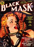 Black Mask (1920-1951 Pro-Distributors/Popular) Black Mask Detective Pulp Sep 1944