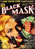 Black Mask (1920-1951 Pro-Distributors/Popular) Black Mask Detective Pulp Nov 1944