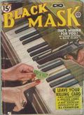 Black Mask (1920-1951 Pro-Distributors/Popular) Black Mask Detective Pulp Jan 1945