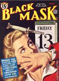 Black Mask (1920-1951 Pro-Distributors/Popular) Black Mask Detective Pulp Mar 1945