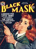 Black Mask (1920-1951 Pro-Distributors/Popular) Black Mask Detective Pulp May 1945