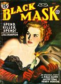 Black Mask (1920-1951 Pro-Distributors/Popular) Black Mask Detective Pulp Jul 1945